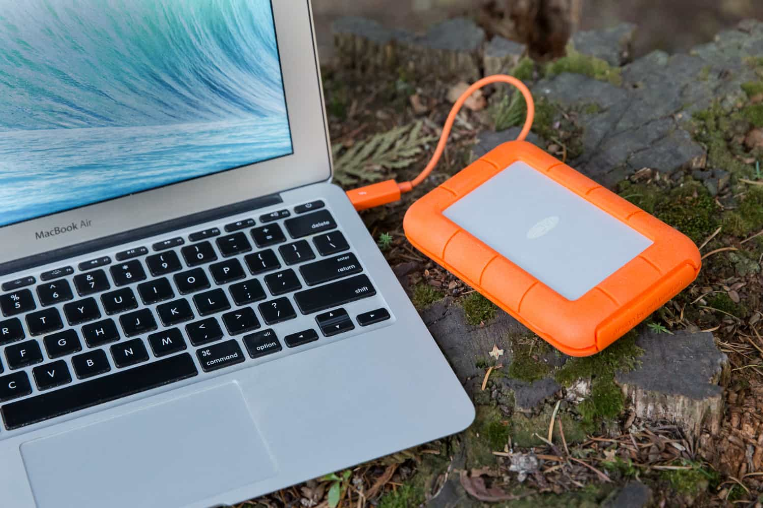 LaCie Rugged Drive