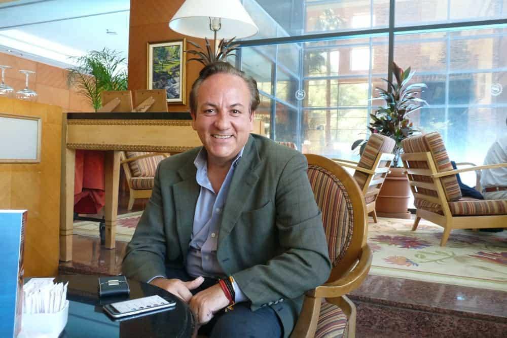 Roberto Ricossa, Regional VP para Latin America & Caribbean de F5 Networks.